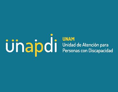 Logotipo - Concurso UNAPDI 2016