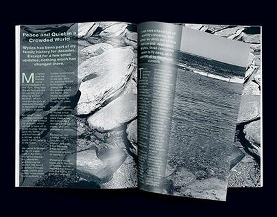 Wylies Baths Magazine Layout