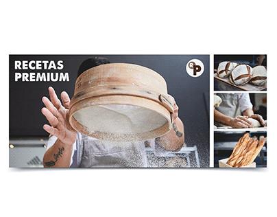 Publicidad grafica Recetas Premium