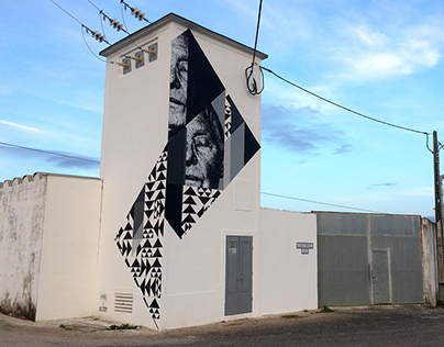 MURAL I for EDP-UNIART ● 2016