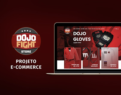 Projeto E-commerce - Dojo Fight