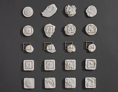IMPRESSIONS Brooch Collection I 2018