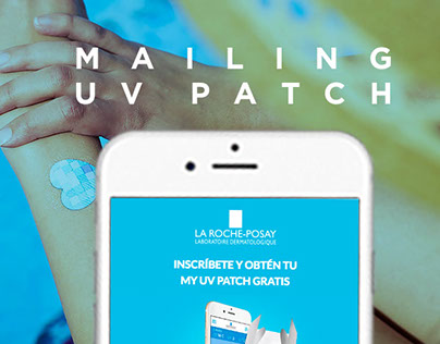 Mailing UV Patch - LRP