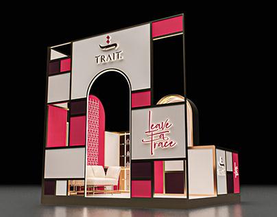 Trait Booth | ETRH Exhibtion - Saudi Arabia
