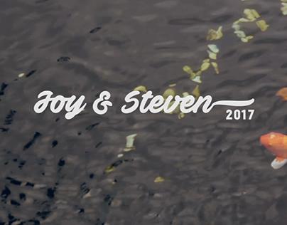 Joy & Steven 2017