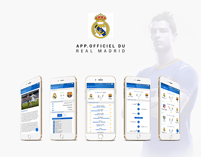 Application_Real_Madrid