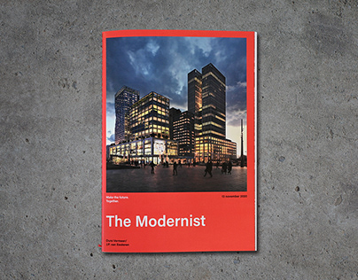Dura Vermeer - The Modernist