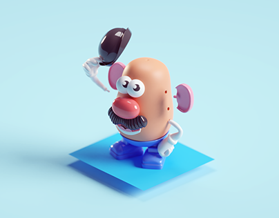 Mr. Potato Head (The Original Design)