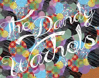The Dandy Warhols ll Concert Poster
