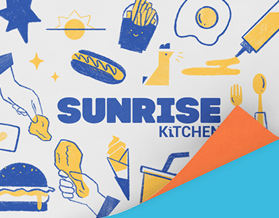 Sunrise Kitchen | Visual Identity