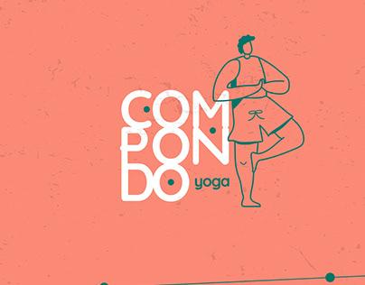 Compondo Yoga | branding