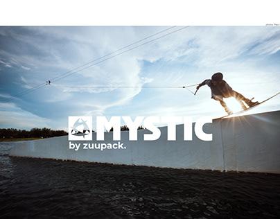 Mystic Wake x ZUUPACK.