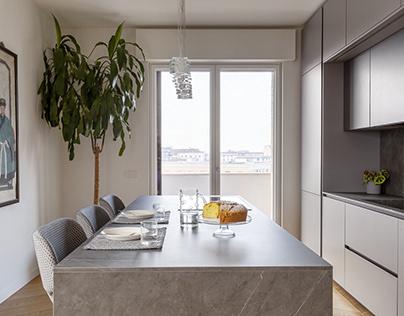 Milano / Private apartment