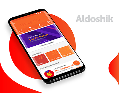 Aldoshik-User Interface Design