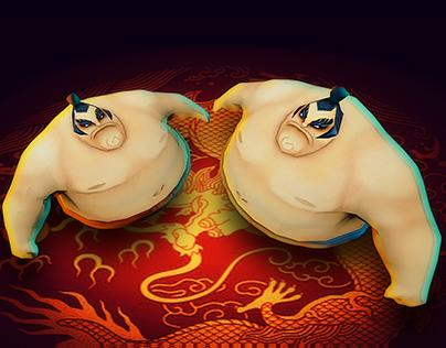 Sumo - Fighting Game