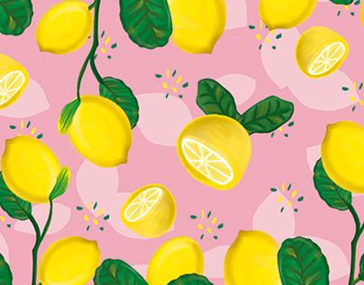 Lemon-ade Pattern