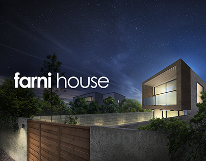 Farni House | 3D Visualization