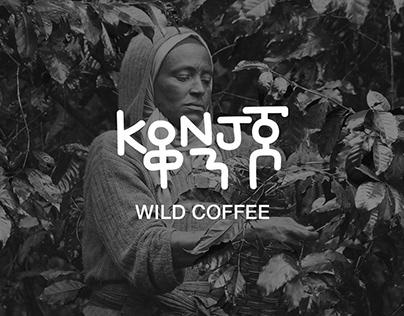 Konjo Wild Coffee