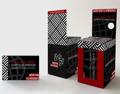 Modern Flipbooks Branding