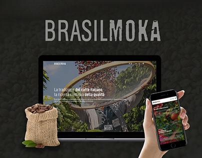 Web Design, UI/UX,Sviluppo - Brasilmoka