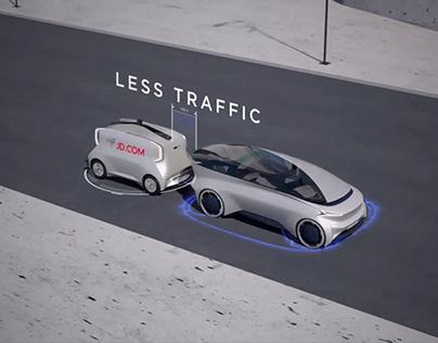 Future Of Autonomous Delivery Network