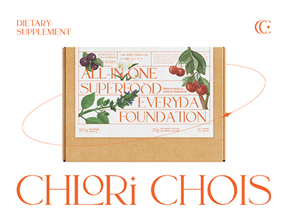 CHLORI CHOIS | Daily Supplement