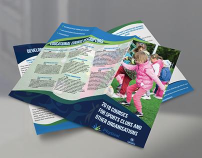 Sports Organisation for Children Branding UK