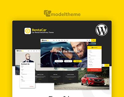 Car Rental / Listings WordPress Theme