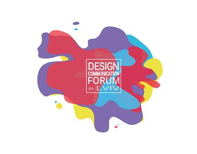 Identity for Lviv Communication Design Forum