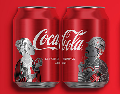 IT´S TIME TO EAT TOGETHER PACKAGING | Coca-Cola