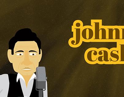 Johnny Cash Face Rig Demonstration