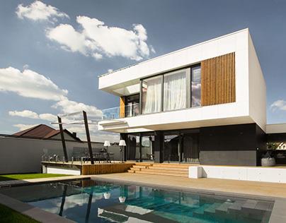 Architectural design & interior design for private hou