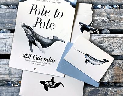 2021 Pole to Pole Calendar