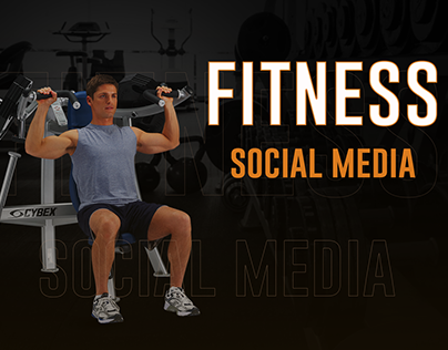 fitness (gym) social media project