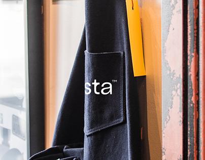 Testa™ — Branding