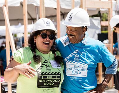2018 Hollywood Build Shirts