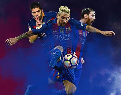 FC BARCELONA FOOTBALL