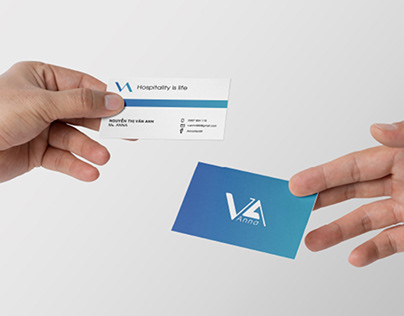 VA - Logo and name card