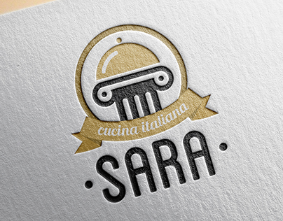 Visual Identity - Sara Restaurant