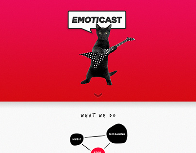 Emoticast website