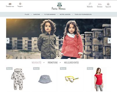 Template Responsive Prestashop | E-commerce