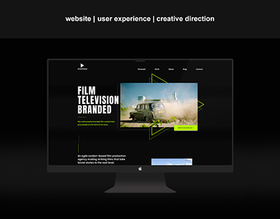 Storyman Website Revamp