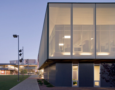 GCU College of Education, Architekton