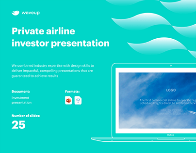 Private Airline Investor Presentation