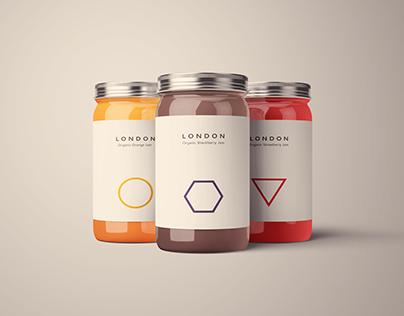 Jam Jar Packaging