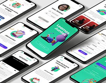 UX UI Design - Webapp
