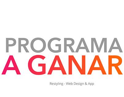 A ganar Web design y Restyling