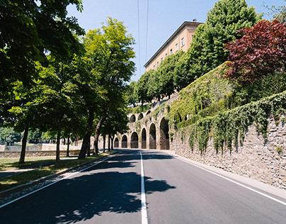 Città Alta of Bergamo