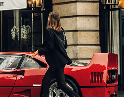 F40 x Armelle in Paris