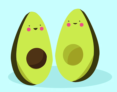 Avocados animation project